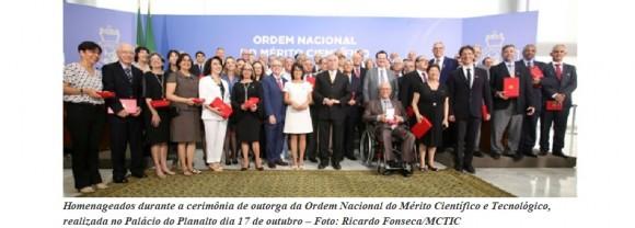 Ordem Nacional do Mérito Científico out2018